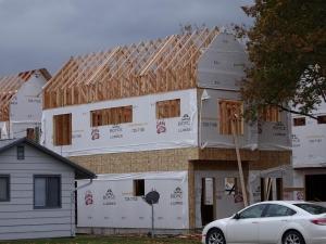 Häuserbau in den USA