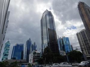 Bankenviertel von Panama City