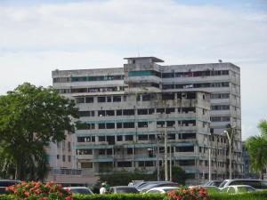 Slums von Panama City
