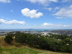 Auckland vom Mt. Eden