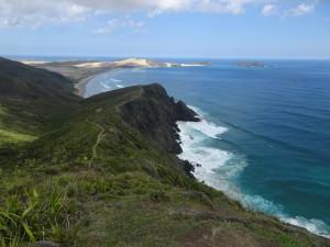 Die Giant Dunes im Hintergrund