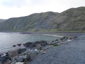 Weg zu den Red Rocks und der Seebärkolonie