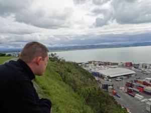 Hafen von Napier