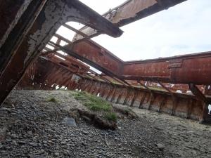 Schiffswrack SS Waverly