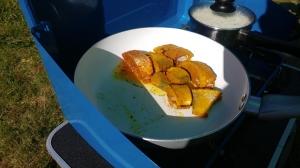 Unser selbst gefangenes Abendessen: Snapper & Gelbäugige Meeräsche
