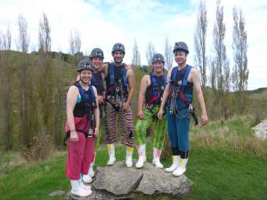 Waitomo Blackwaterrafting